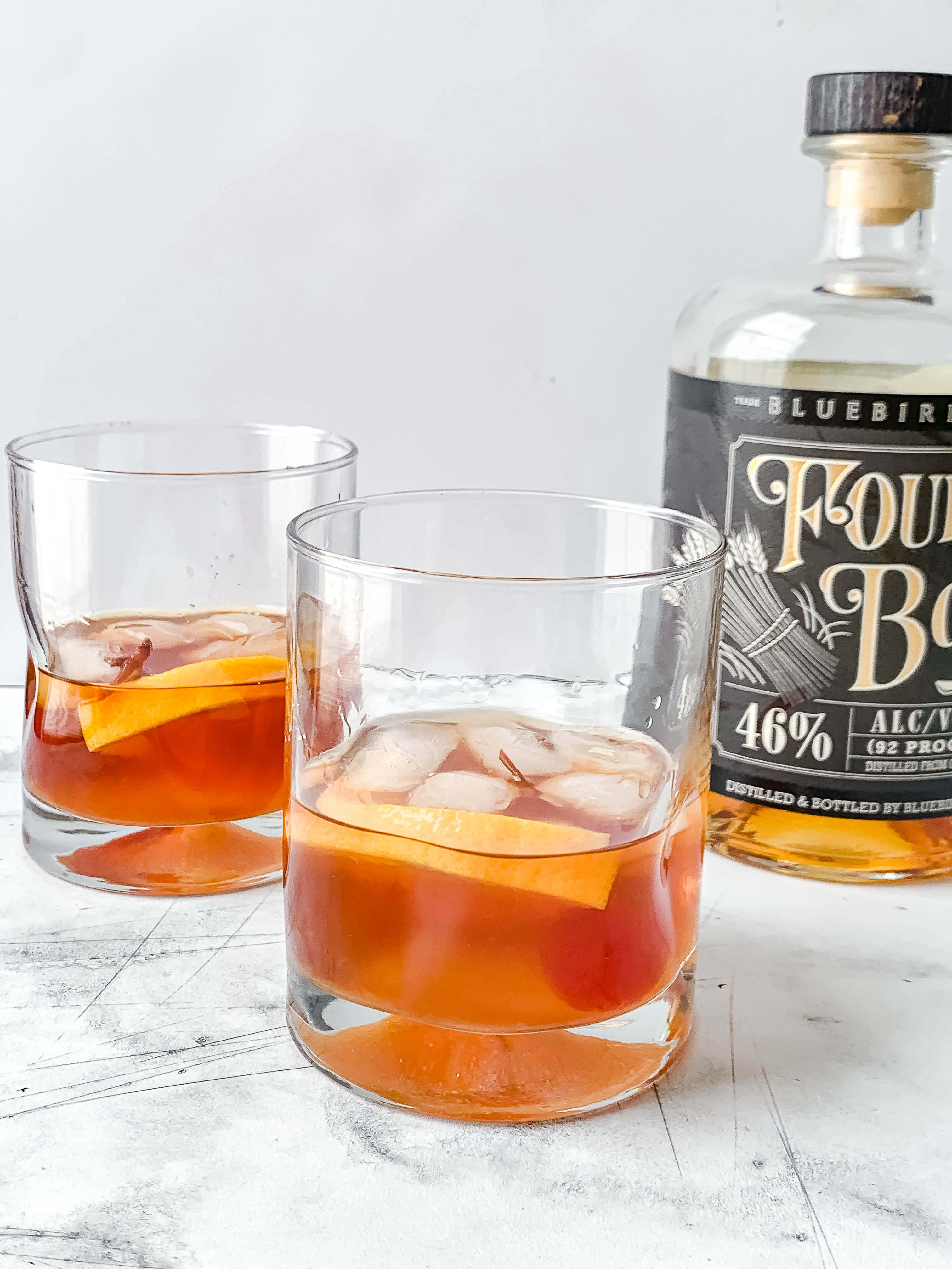 My Family's Signature Cocktail: The Old Fashioned