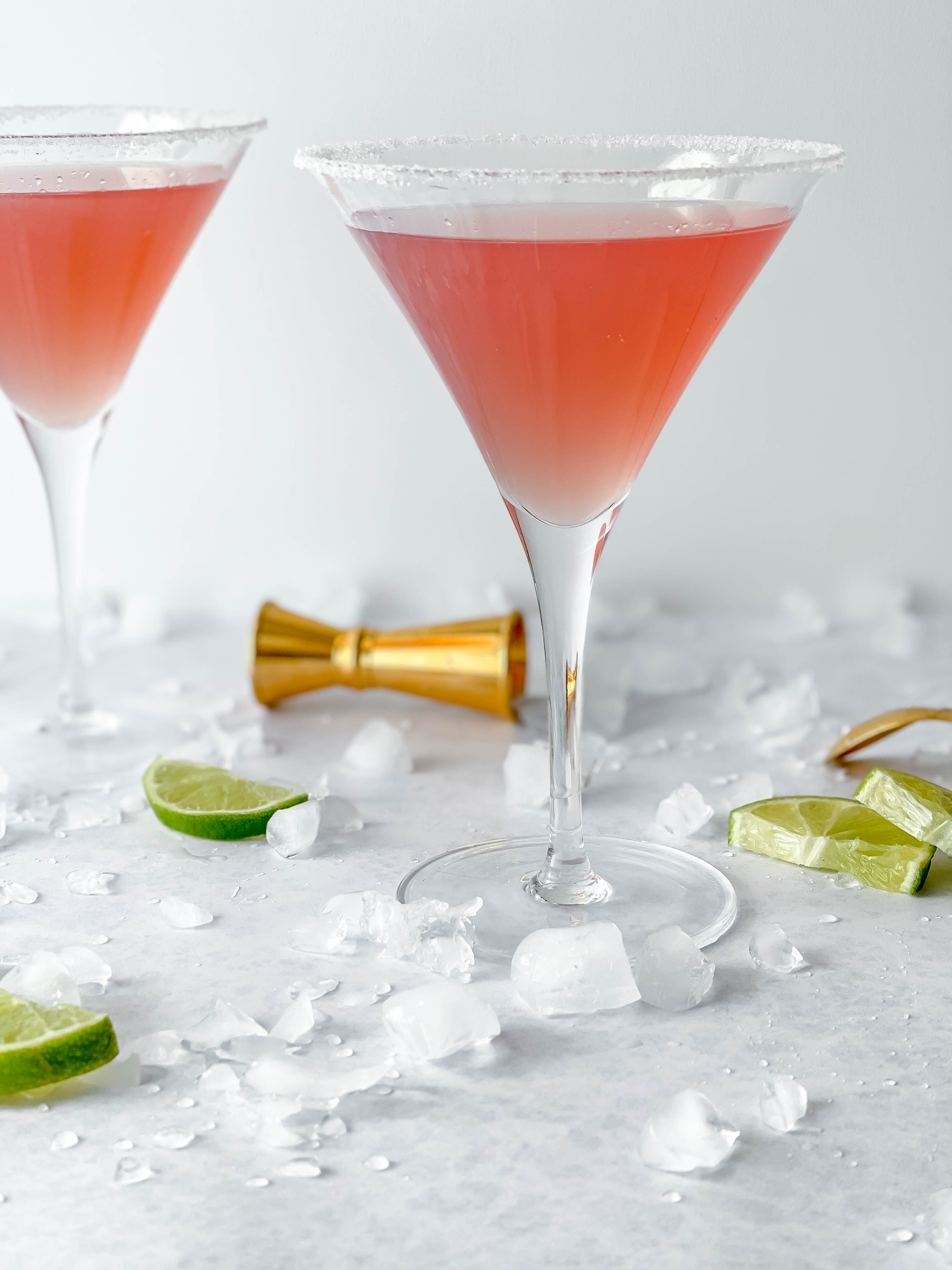 '90s Classic (and My Mother-in-Law's Favorite) Cosmopolitan Cocktail
