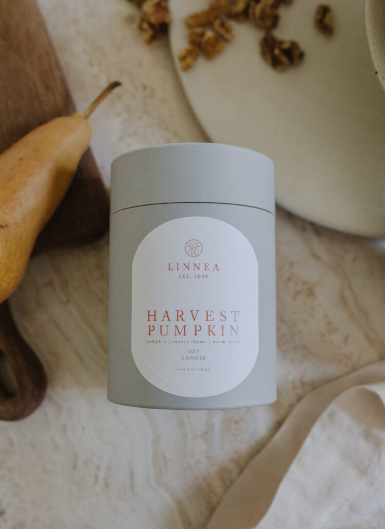 My Must-Have Fall Candles Featuring LINNEA